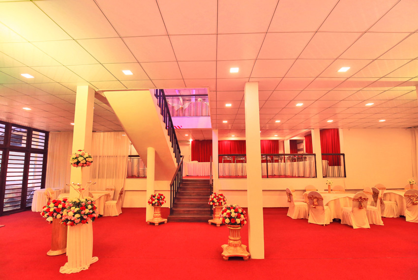 Wickramasinghe Reception hall